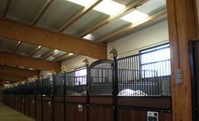 Projecte constructiu d'una hípica,centre hípic o escola d'equitació