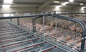Valoració d'instal·lacions ramaderes